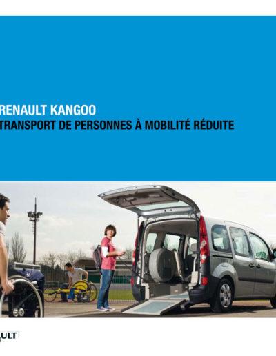 Renault Kangoo adaptation Renault Tech