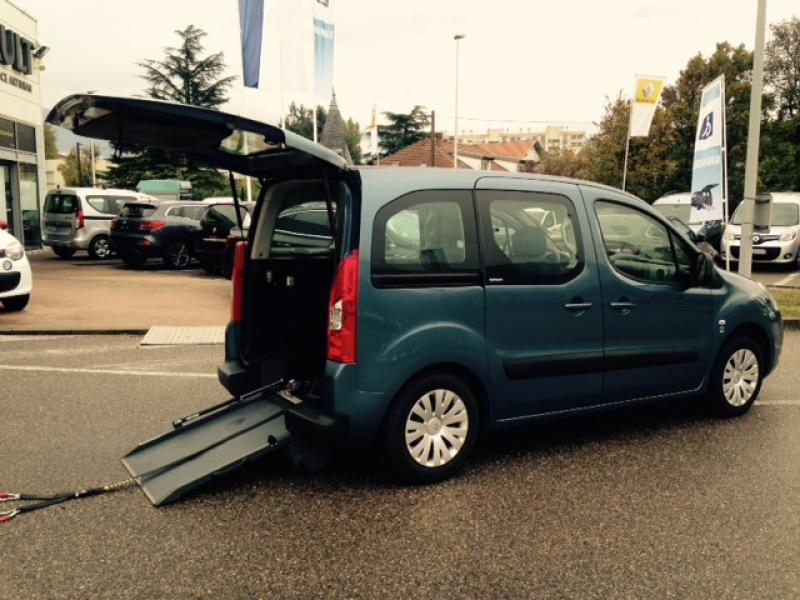 BERLINGO TPMR 5 PLS+TREUIL
