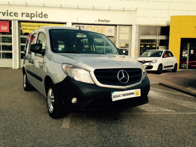 MERCEDES CITAN TPMR 5 PLACES