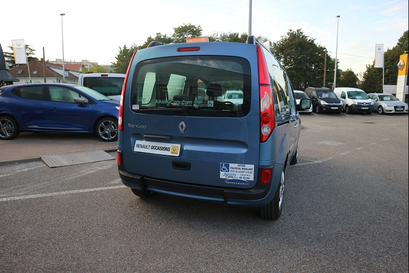 RENAULT | KANGOO II HANDICAPE | 1.5 DCI 90CH ENERGY FAP EXPRESSION TPMR