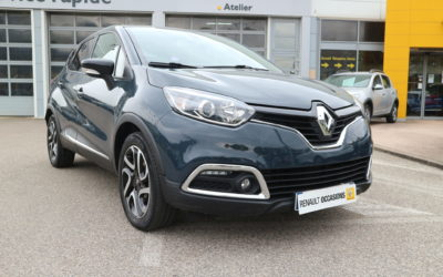 RENAULT CAPTUR INTENS AUTOMATIQUE