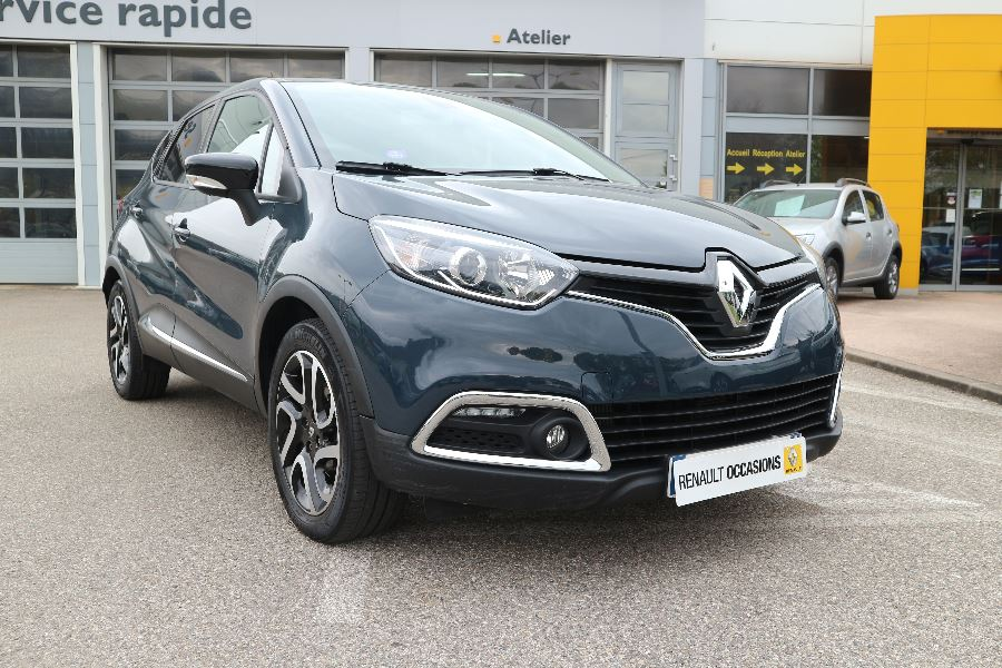 RENAULT | CAPTUR ESSENCE AUTOMATIQUE | 1.2 TCE 120CH INTENS EDC