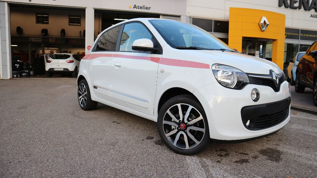 RENAULT | TWINGO III  AUTOMATIQUE | 0.9 TCE 90CH RED NIGHT EDC EURO6C