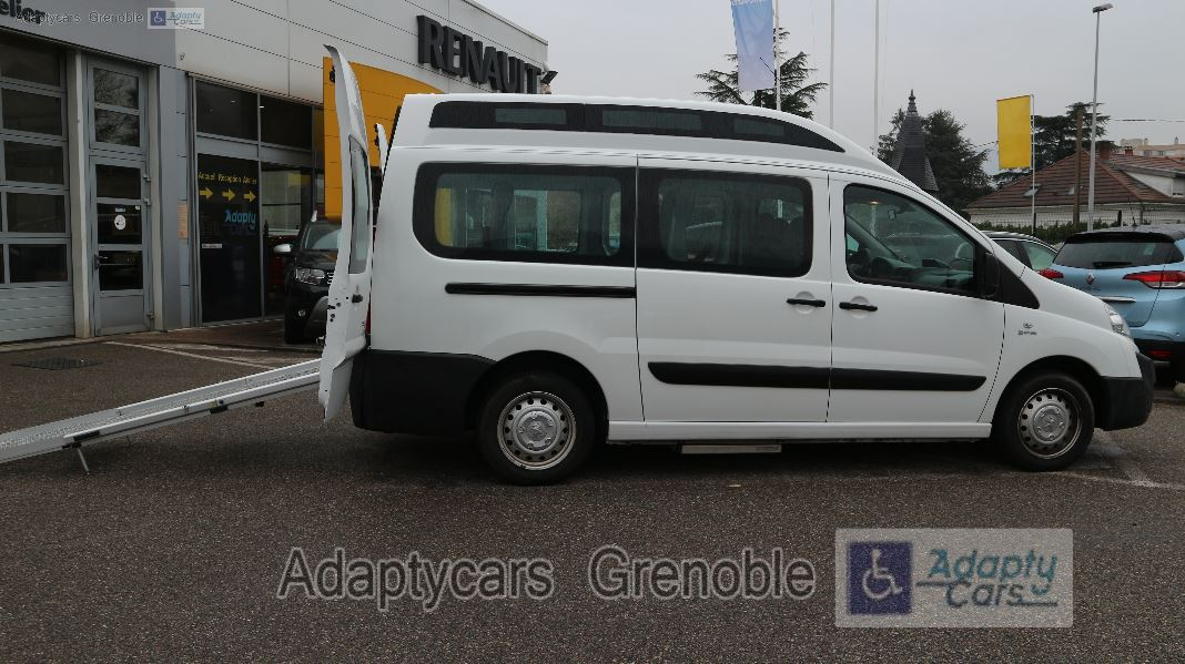 PEUGEOT | EXPERT TEPEE HANDICAPE | 2.0 HDI 125CH ACCESS  7PLS TPMR