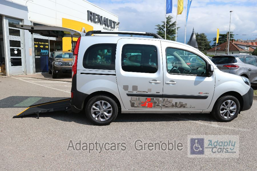 RENAULT | KANGOO II  HANDICAPE | 1.5 DCI 90CH ENERGY EXTREM TPMR