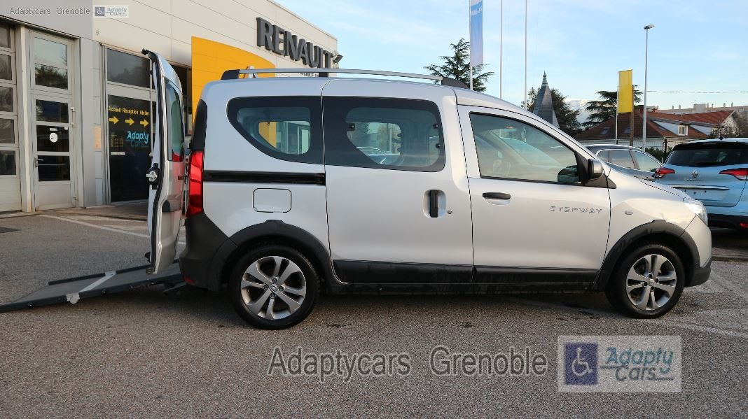 DACIA | DOKKER HANDICAPE | 1.5 DCI 90CH STEPWAY TPMR
