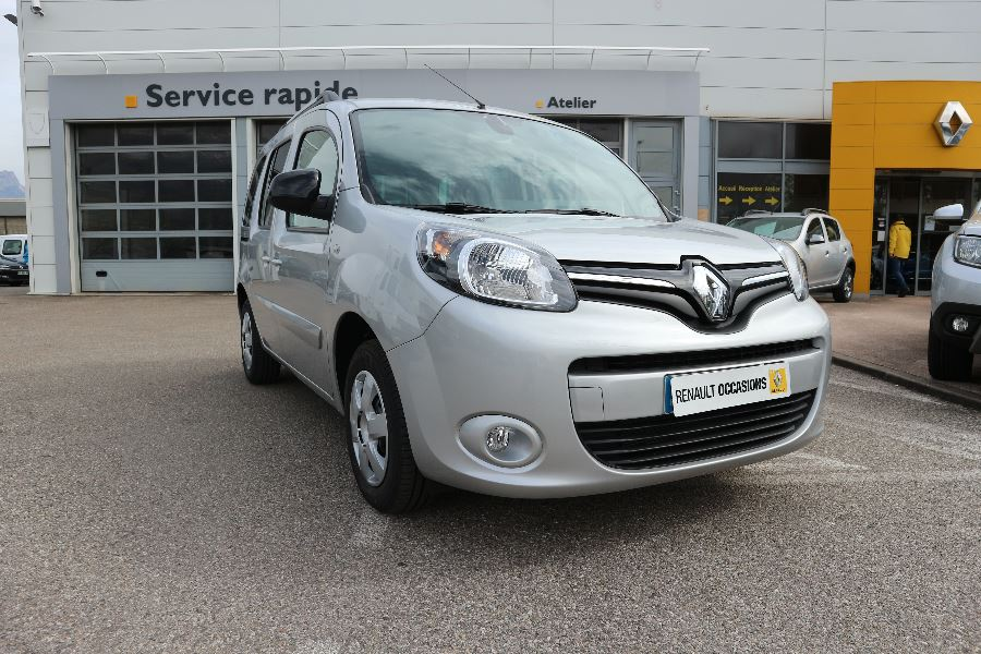 RENAULT | KANGOO II AUTOMATIQUE ESSENC | 1.2 TCE 115CH ENERGY INTENS EDC
