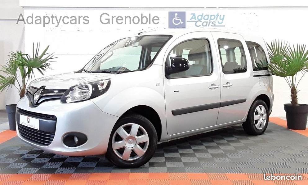 RENAULT | KANGOO II HANDICAPE | 1.2 TCE 115CH ENERGY 30 ANNIVERSAIRE