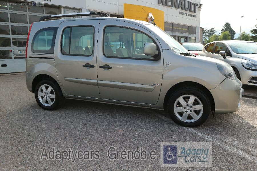RENAULT | KANGOO II HANDICAPE | 1.5 DCI 85CH TOMTOM EDITION TPMR